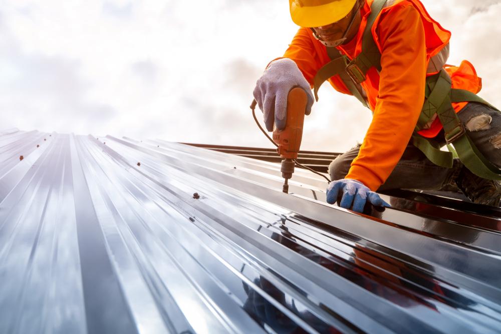 élément inspecter toit